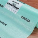 Green Barrier Wood Flooring Underlay