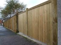 Windsor Wooden Entrance Gate by Blamphayne Sawmills Devon