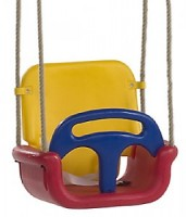 Baby Seat, Play Equipment from Blamphayne Sawmills