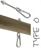 Carbiner Hook Play Equipment