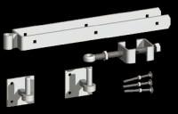 hang set adjust hook on plates