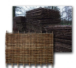 Hazel Hurdle Panel