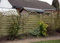 neris fence panel