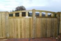 Axmouth Entrance Gate from Blamphayne Sawmills Ltd. Devon
