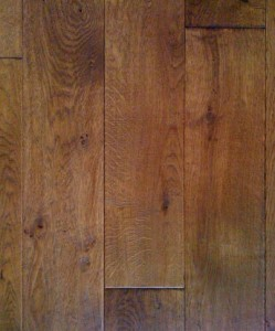 Handscraped Oiled Solid Oak