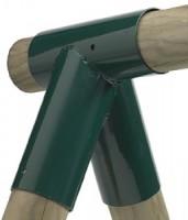Swing Corner Oblique - Play Equipment