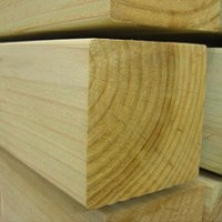 Timber Fencing Posts - Blamphayne Sawmills Devon