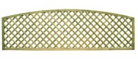 Convex Diamond Trellis Large