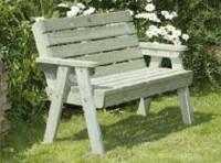 dean two seat garden bench