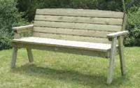 dean three seat bench
