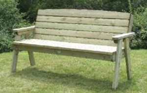 dean three seat bench