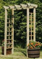 avon garden arch
