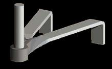 galvanised hook to build