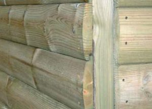 Loglap Cladding Blamphayne Sawmills Ltd