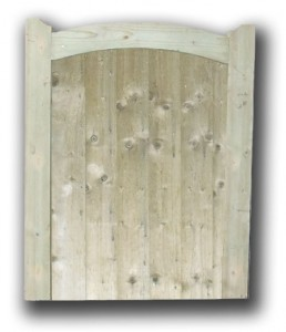 ottervale feather edge gate