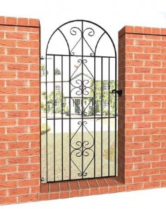 windsor metal gate